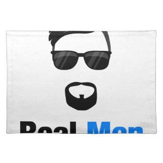 Real Men Place Mat