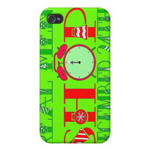 REAL MEN SHOP DECEMBER 24TH iPhone 4/4S COVERS