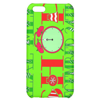 REAL MEN SHOP DECEMBER 24TH iPhone 5C COVER