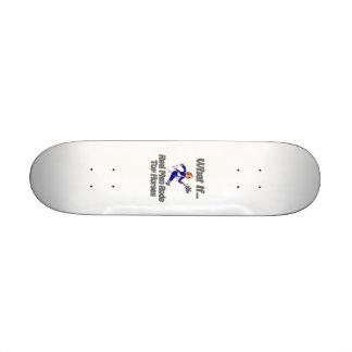 Real Men Toy Horses Skateboard Decks