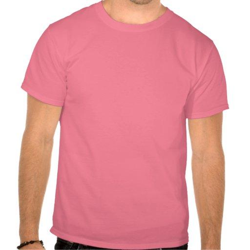 Real Men Wear Pink Mens Basic Pink T-shirt