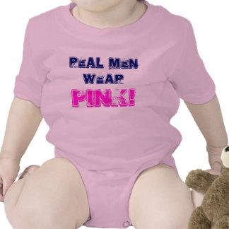 Real Men Wear Pink! Tee Shirts