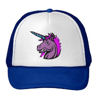 Real men wear unicorn hats. cap