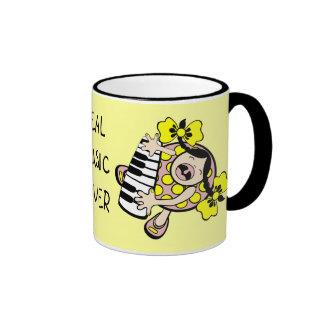 Real Music Lover Coffee Mug