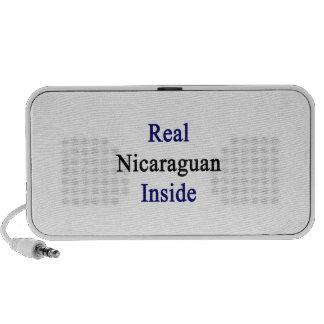 Real Nicaraguan Inside Mini Speakers