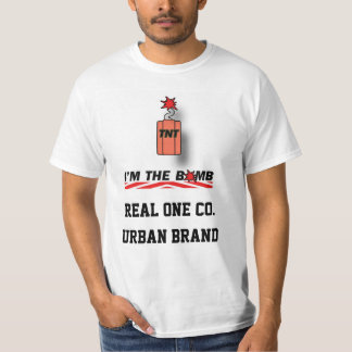 Real One CO. TNT IM the BOMB T-Shirt