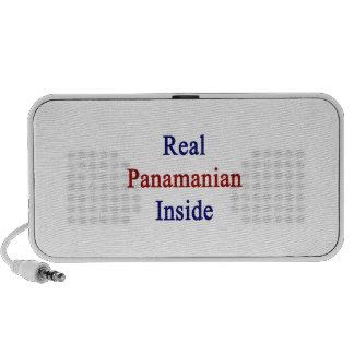 Real Panamanian Inside Portable Speakers