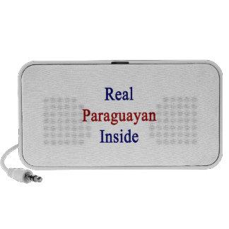 Real Paraguayan Inside Speakers