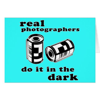 real photographers card