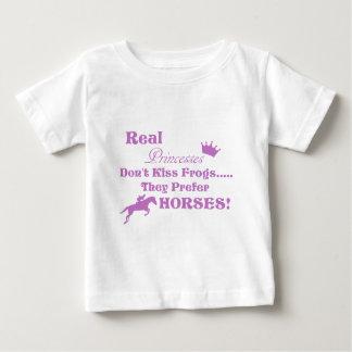 Real Princess Horse.gif Baby T-Shirt