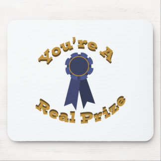 Real Prize! Mouse Pad