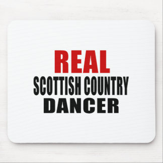 REAL SCOTTISH COUNTRY DANCING MOUSE PAD