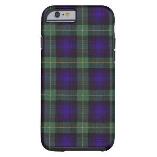 Real Scottish tartan - Campbell of Argyll Tough iPhone 6 Case