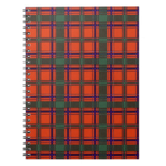 Real Scottish tartan - Dalzell - Drawn by Nekoni Notebooks
