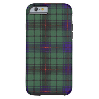 Real Scottish tartan - Davidson Tough iPhone 6 Case