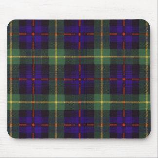 Real Scottish tartan - Farquarson - Mousemat