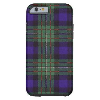 Real Scottish tartan - Ferguson - Drawn by Nekoni Tough iPhone 6 Case