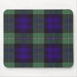 Real Scottish tartan - Forbes Mouse Mat