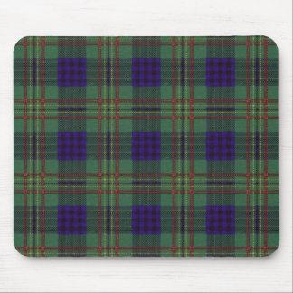 Real Scottish tartan - Kennedy Mouse Mat