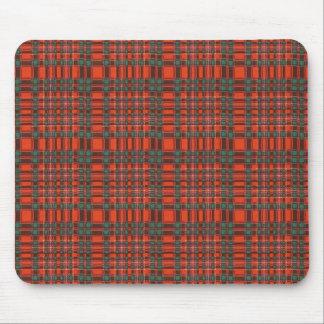 Real Scottish tartan - Macalister Mouse Mat