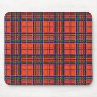 Real Scottish tartan - Macgillivray Mouse Mat