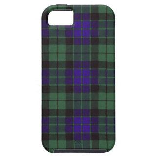 Real Scottish tartan - Mackay Tough iPhone 5 Case