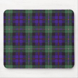 Real Scottish tartan - Mackenzie Mouse Mat