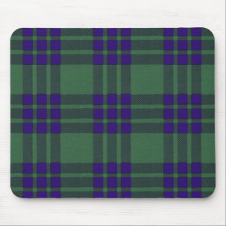 Real Scottish tartan - Montgomerie Mouse Mat