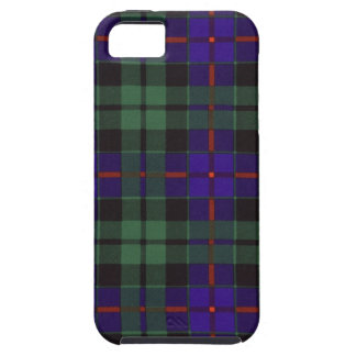 Real Scottish tartan - Morrison Case For The iPhone 5