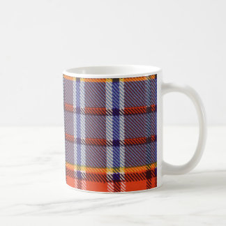 Real Scottish tartan - Ogilvie Coffee Mug