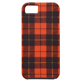 Real Scottish tartan - Wallace iPhone 5 Cases