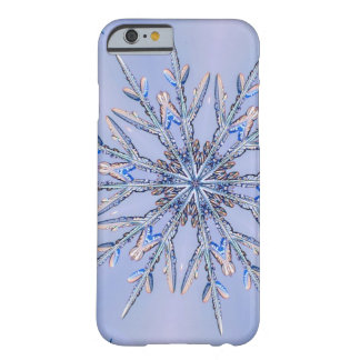 Real Snowflake Fractal 6 Barely There iPhone 6 Case