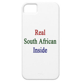 Real South African Inside iPhone 5 Cases