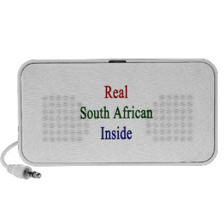 Real South African Inside Portable Speakers