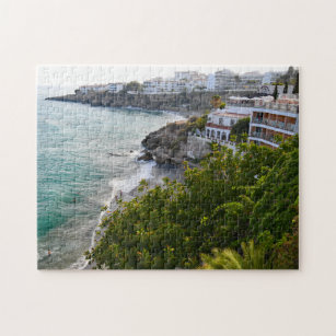Real Spain- Nerja Jigsaw Puzzle
