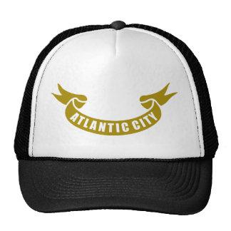 real-tape-Atlantic-city Hats