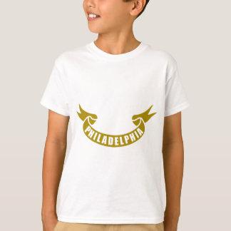 real-tape-Philadelphia T-Shirt