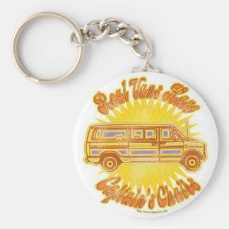 Real Vans Key Ring