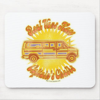 Real Vans Mouse Pad