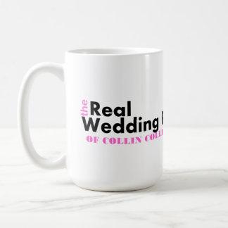 Real Wedding Planner Mug