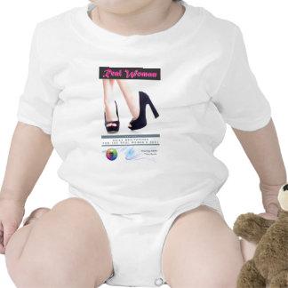 Real Woman Baby Bodysuit