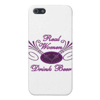 Real Women Drink Beer #6 Cases For iPhone 5