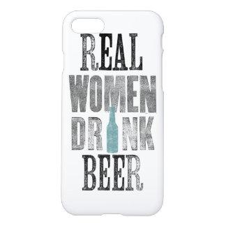 Real Women Drink Beer Iphone Case