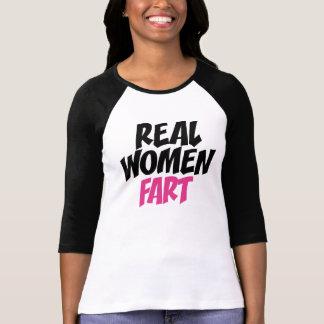Real women fart shirts