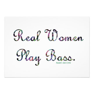 Real Women Play Bass Announcements