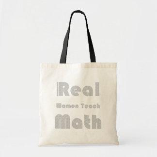 Real Women Teach Math Bags