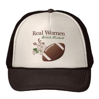 Real women watch football cap