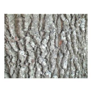 Real Wood Camouflage Oak Tree Bark Nature Camo Flyer