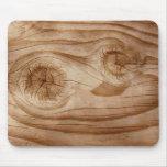 Real Wood Photo Mousepad