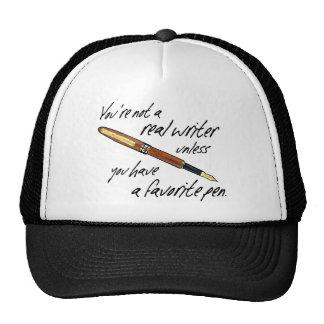 Real Writer Trucker Hat